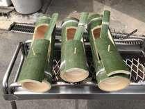 天然竹はんごうは一つ一つ、スタッフが手作りしています!