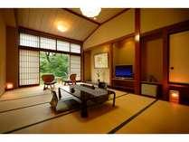 ◆和室10畳以上(シャワートイレ・洗面付)の客室!