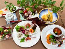 和洋コース/選べるメイン!和食と洋食の良いとこ取り!お肉もお刺身も食べられるコースです