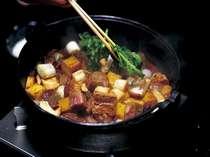 飛騨牛ぶつきり味噌すき焼き