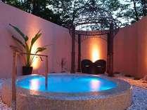 ガーデンスパ貸切温泉(