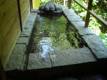 貸切露天風呂1