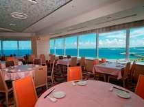 中国料理「壺中天」 最上階からの東シナ海を眺めながらの本格四川料理をお楽しみ下さい。