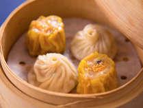 <中国料理 壺中天>女性にも人気の点心は、1個からの販売でお気軽にご注文いただけます♪