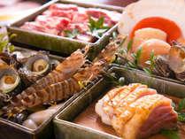 <網焼香房 輪>海鮮&お肉どっちも楽しみたい方への欲張りなコースもご用意!