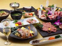 """<網焼香房 輪>沖縄が誇るブランド""""もとぶ牛""""肉汁したたるあつあつをご賞味ください"""