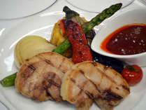 【サンテミリオンセット】 ☆今夜はレストランで洋食を☆2食付ビジネスプラン