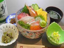 【夏限定パート1】釜石で海の幸に舌鼓☆夕食は海鮮丼2食付きプラン☆