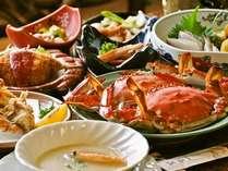 ≪夕食グレードアップ≫量も質もUP!!豪快にずらりと並ぶ有明海の幸を堪能♪