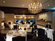 【シャンボール】良質の素材を使った高級グランメゾン。29階、フランス料理。