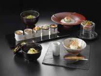 日本料理なかのしま 夕食