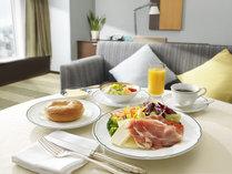 ◆ルームサービス朝食◆ローファットブレックファスト(イメージ)