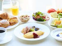 【エグゼクティブラウンジ】朝食 7:00~10:00