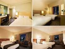 お部屋タイプはホテルにおまかせください。(17平米以上)