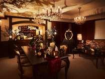 ロイヤルハロウィンスイート2019 ~謎めいた主が誘う秘密のパーティ~ 客室