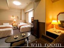 【無料アップグレード☆3室限定】シングルをツインに。選べる枕と広いお部屋で快適にお過ごしください