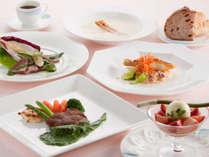 *【夕食】FONTANA:創作料理フルコース/プレミアムメニュー(一例)