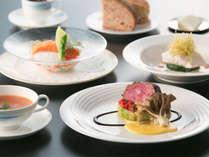 *【夕食】FONTANA:カジュアル創作料理フルコース/デリシャスメニュー(一例)
