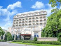 【外観】ホテルグランドティアラ安城正面の様子