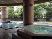 *温泉大浴場。ご宿泊者様は24時までご利用可能です。
