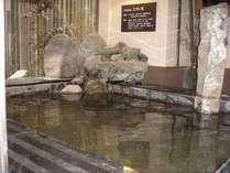 ◆女性大浴場  岩風呂