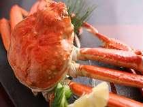 冬の王様『蟹づくし会席』ボリューム満点☆国産の蟹で十分満足!!蟹刺し付…