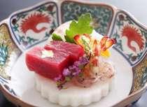 《リーズナブルプラン★料理長おまかせ》北陸はやっぱり海の幸♪地元の新鮮な食材を満喫♪