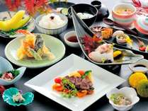 【お部屋食】平日限定☆財布とお腹に優しい少食プラン
