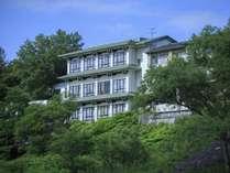 ホテル対滝閣 外観