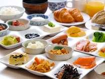 一日の始まりは美味しい朝ごはんから!