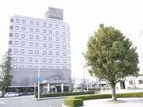 JR美濃太田駅南口ロータリーに面しております。