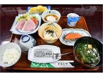 【冬の朝食】一例    ※朝食は毎日変わります。