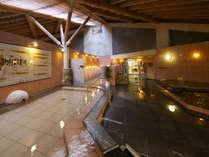 【龍馬の湯】自慢の天然温泉をのんびりお楽しみください。
