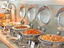 【朝食バイキング】和食メニューも豊富に取り揃えております
