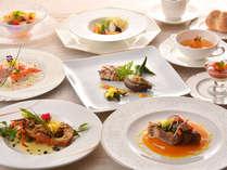 【熱海フレンチ】伊豆らしい素材を使った、目にも鮮やかなお料理です