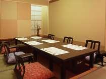 【餐火讃花】お食事は全個室で掘りごたつ式!ゆっくりとお食事を楽しめる。