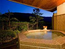 【花くらぶ】貸切露天風呂(星湯):あなただけの温泉がここにあります♪