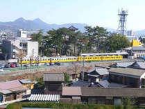 【トレインビュー】鉄道ファンにおすすめ★電車をお部屋からのんびり眺めて♪