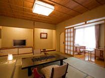【らくわ和洋室】和室と洋室(ベッドルーム)が揃うワンランク上のしつらい