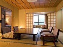 ◆特別室‐らくわ和洋室◆和・洋ふたつの快適性を併せ持った空間