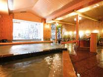 ■B1F花すみか■大浴場は「湯元こんぴら温泉華の湯」の源泉を使用。身体を優しくあたためます。