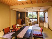 【花くらぶ‐和室・露天風呂付】お好きなときに、何度でも温泉が楽しめる贅沢なお部屋。