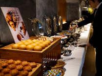 【朝食バイキング】1日の活力に。お好きなものをお召し上がりください。