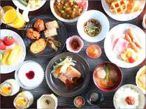 朝から栄養満点の朝食をぜひ!!