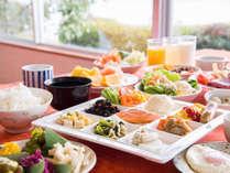 *【朝食バイキング】和洋の朝食バイキング一例、和食~洋食と豊富にそろえております★
