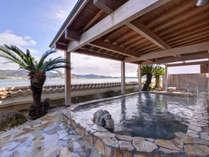 *【1階露天風呂】2014年春にリニューアルしたばかりの露天風呂をぜひ御堪能ください。