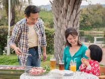 *【BBQ一例】外での食事にきっとお子様も大喜び!
