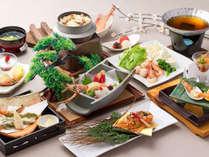 *【海老づくし会席2019春】春色感じる会席料理をお愉しみください