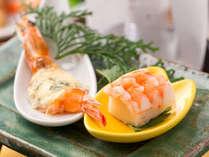*【海老づくし会席2019春】様々な海老を様々なお料理にしてご提供いたします