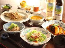 洋食コースの1例